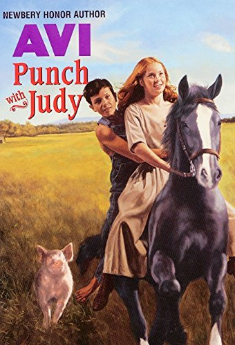 Punch with Judy (9780380729807) by Avi