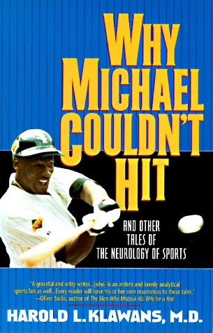 9780380730414: Why Michael Couldn't Hit