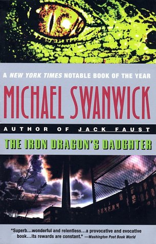 9780380730469: The Iron Dragon's Daughter