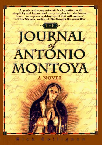 9780380730568: Journal of Antonio Montoya: A Novel