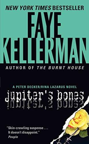 9780380730827: Jupiter's Bones (Decker/Lazarus Novels)