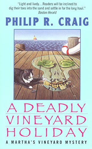 A Deadly Vineyard Holiday (Martha's Vineyard Mysteries) (038073110X) by Craig, Philip R.