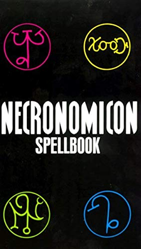 9780380731121: Necronomicon Spellbook