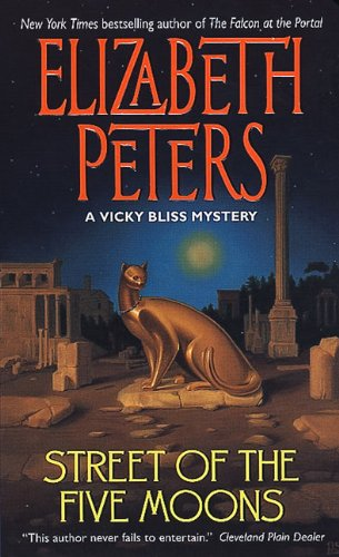 9780380731213: Street of the Five Moons (A Vicky Bliss Mystery)