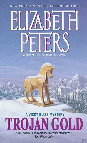 9780380731237: Trojan Gold (Vicky Bliss Mysteries)
