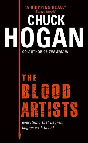 9780380731466: The Blood Artists: A Novel