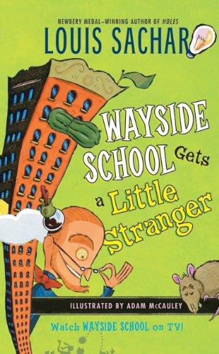 9780380731497: Wayside School Gets a Little Stranger
