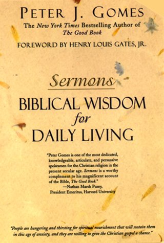 9780380731657: Sermons: Biblical Wisdom for Daily Living