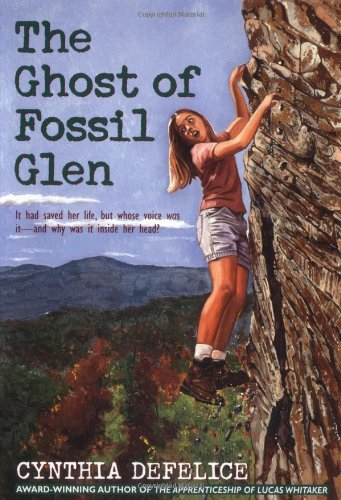 9780380731756: The Ghost of Fossil Glen