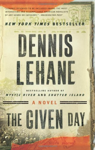9780380731879: The Given Day (Coughlin, Book 1)