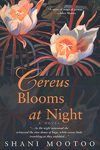 9780380731992: Cereus Blooms at Night: A Novel