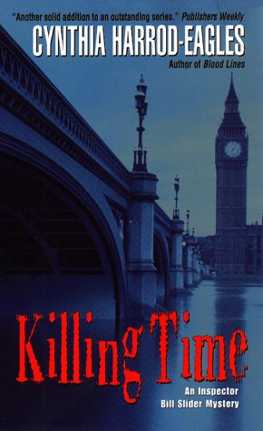 9780380732029: Killing Time: An Inspector Bill Slider Mystery