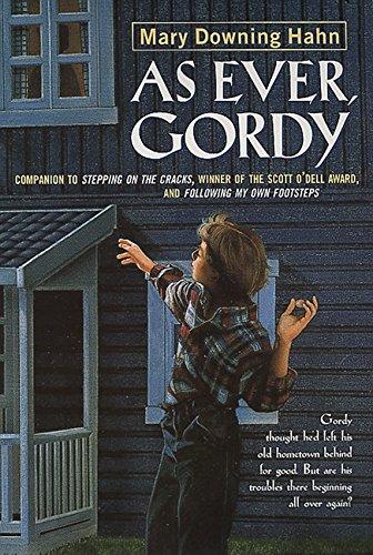 9780380732067: As Ever, Gordy (An Avon Camelot Book)
