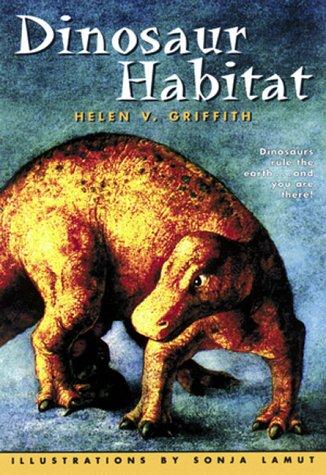 9780380732258: Dinosaur Habitat (An Avon Camelot Book)