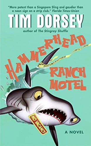 9780380732340: Hammerhead Ranch Motel (Serge Storms)