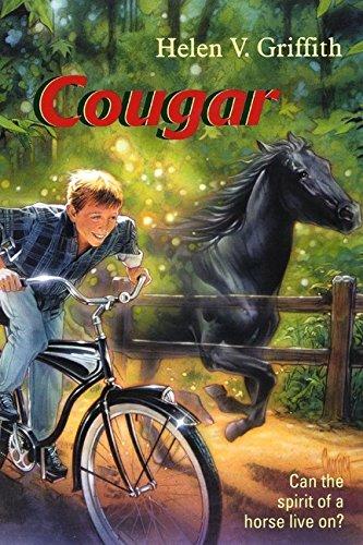 9780380732401: Cougar (Harper Trophy Books)