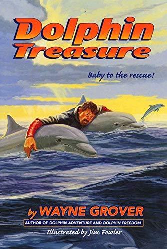 9780380732531: Dolphin Treasure (Harper Trophy Books (Paperback))