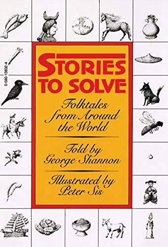 9780380732609: Stories to Solve: Folktales from Around the World