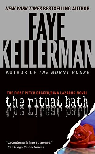 9780380732661: The Ritual Bath (Peter Decker & Rina Lazarus Novels)