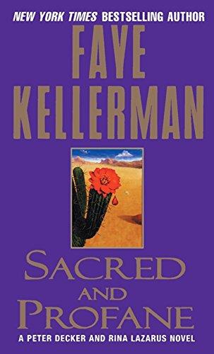 9780380732678: Sacred and Profane (Peter Decker & Rina Lazarus Novels)