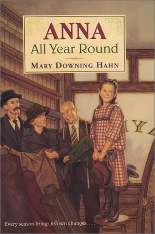Anna All Year Round: Hahn, Mary Downing