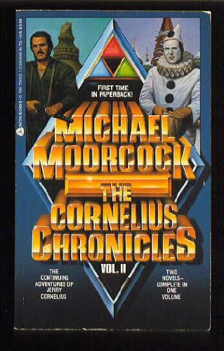 9780380750030: 002: The Cornelius Chronicles Vol. II: The Lives and Times of Jerry Cornelius / The Entropy Tango