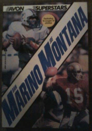 9780380750399: Dan Marino Joe Montana (Avon Superstars)