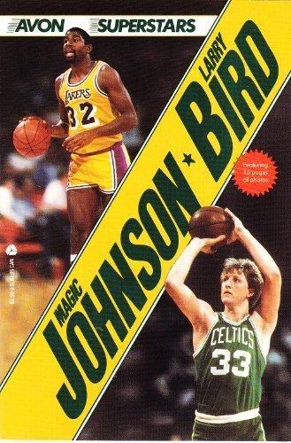 9780380750955: Magic Johnson...Larry Bird (Avon Superstars)