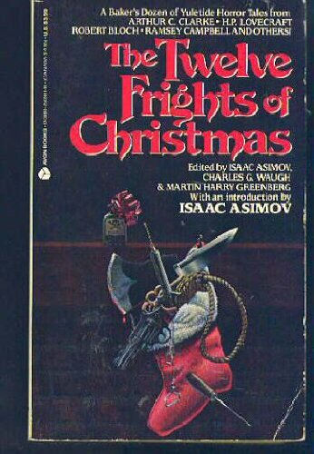 9780380750986: The Twelve Frights of Christmas