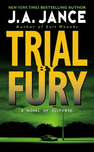 9780380751389: Trial by Fury (J. P. Beaumont Mysteries, No. 3)