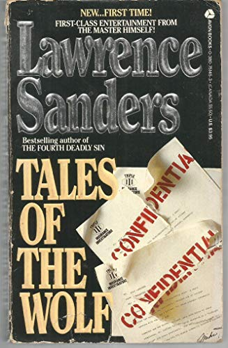 Tales of the Wolf: Sanders, Lawrence