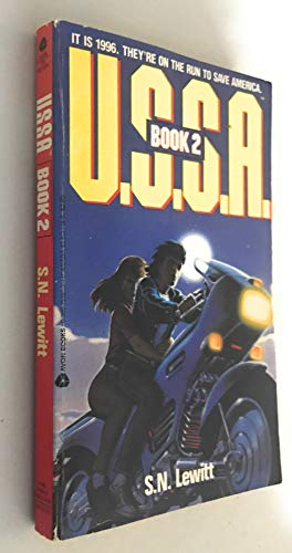 U.S.S.A: Book 2 (U.S.S.a. Series): Lewitt, S. N.