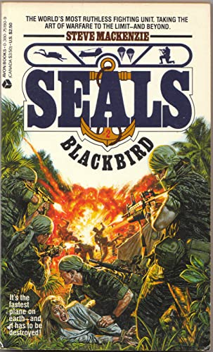 9780380751907: Blackbird (Seals #2)