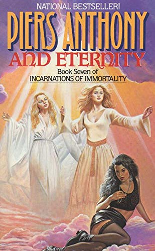 And Eternity (Book Seven of Incarnations of: Anthony, Piers; Jacob,