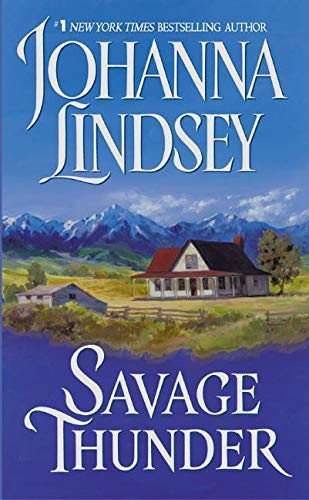 Savage Thunder (An Indian Romance)