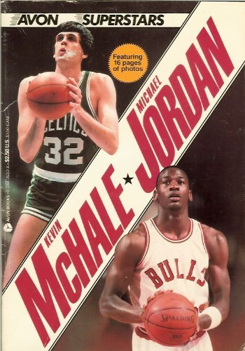 9780380753123: Kevin McHale-Michael Jordan
