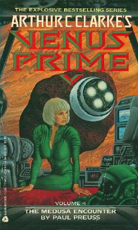 9780380753482: The Medusa Encounter: 004 (Venus Prime)