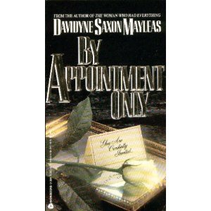 By Appointment Only: Davidyne S. Mayleas