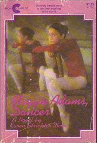 9780380753666: Maggie Adams Dancer (An Avon Flare Book)