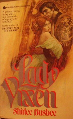 Lady Vixen: Shirlee Busbee