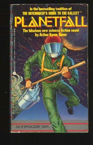 Planetfall (Infocom): Cover, Arthur Byron