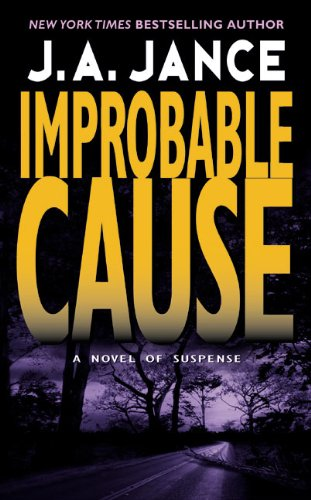 9780380754120: Improbable Cause