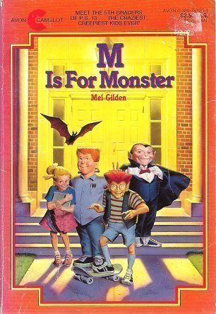 9780380754236: M Is for Monster