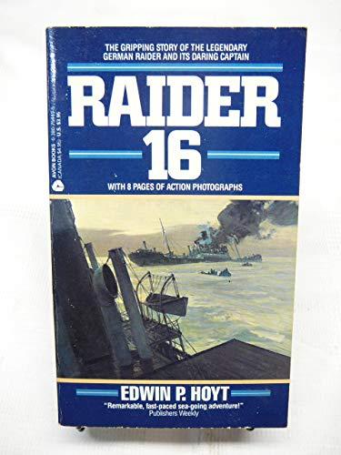 9780380754496: Raider 16