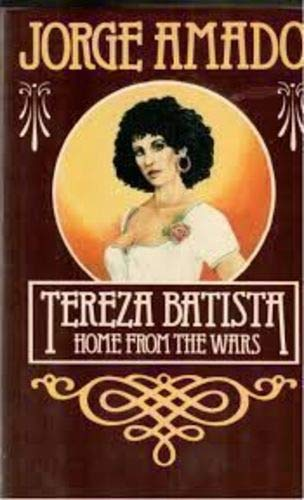 9780380754687: Tereza Batista: Home from the Wars