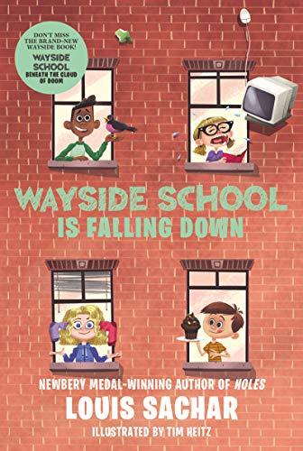 9780380754847: Wayside School Is Falling Down