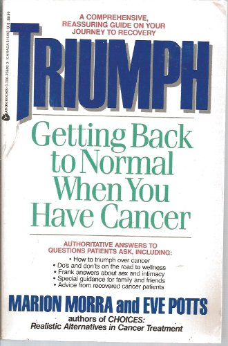 9780380755035: Triumph: Getting Back