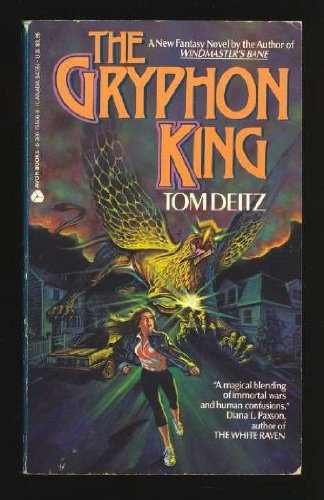 9780380755066: The Gryphon King
