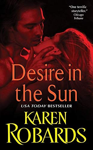 9780380755547: Desire in the Sun (Avon Romance)