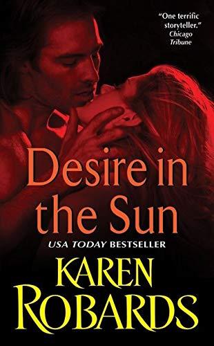 9780380755547: Desire in the Sun (Avon Romance)